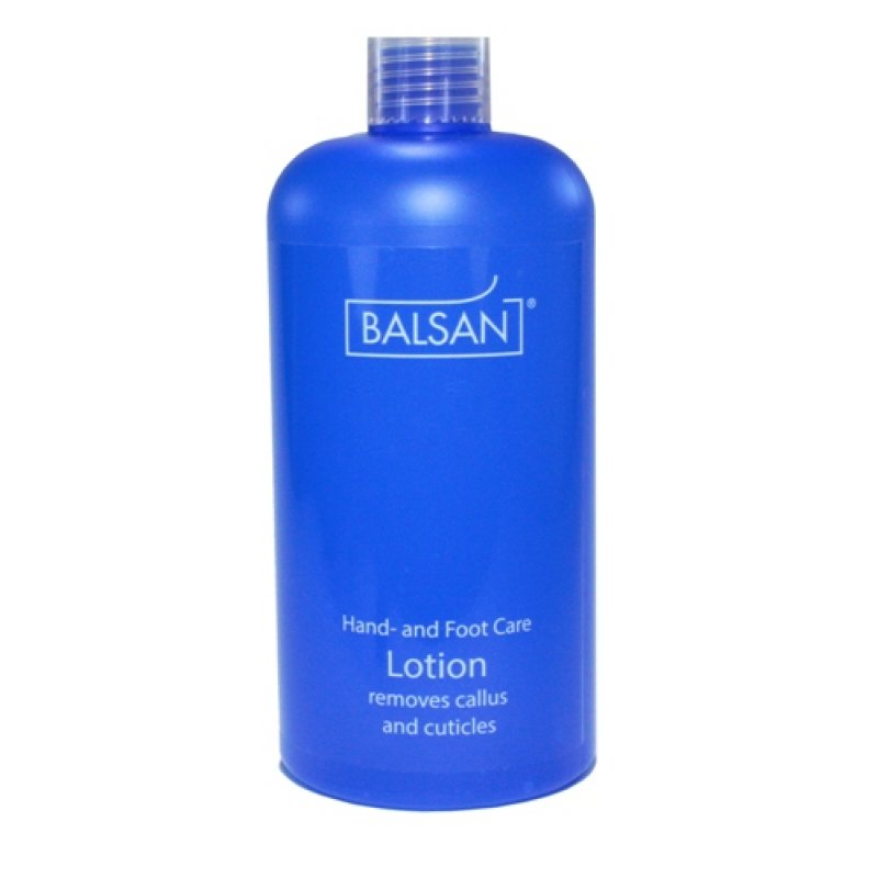 Hand and lotion