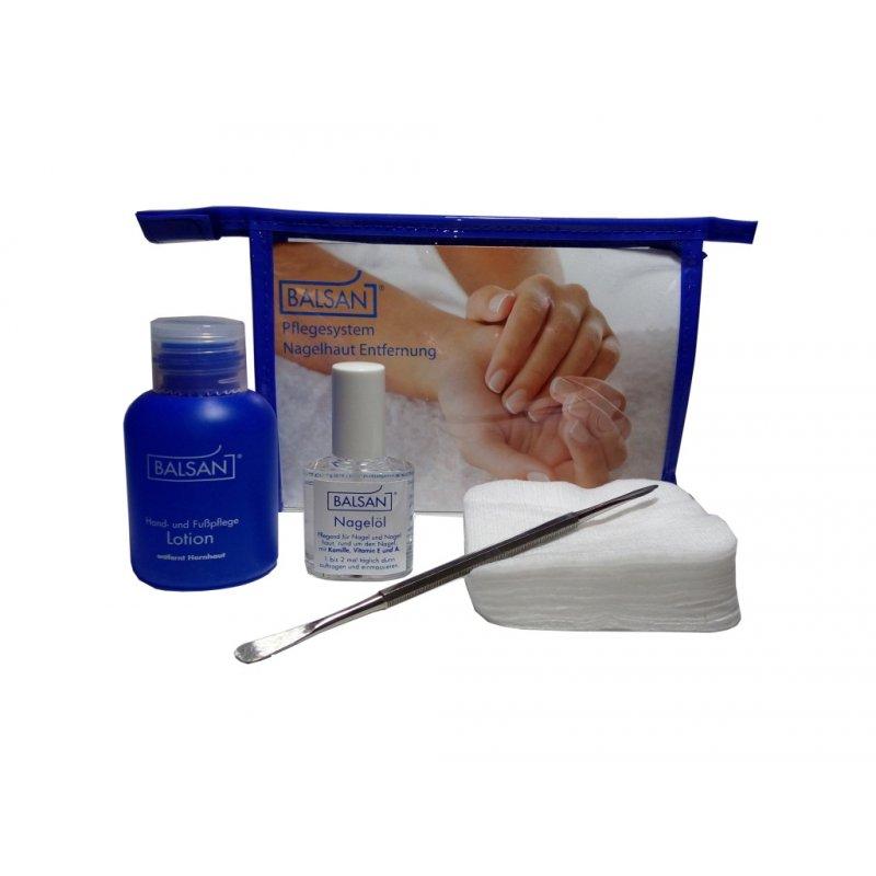 Balsan pflegesystem nagelhautentfernung 19 90 for Balsan le poinconnet