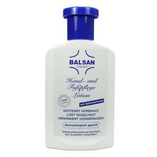 BALSAN Hand and foot care lotion 200 ml  Classic