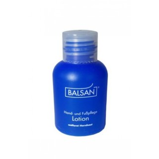 BALSAN Hand and foot care lotion 75 ml New